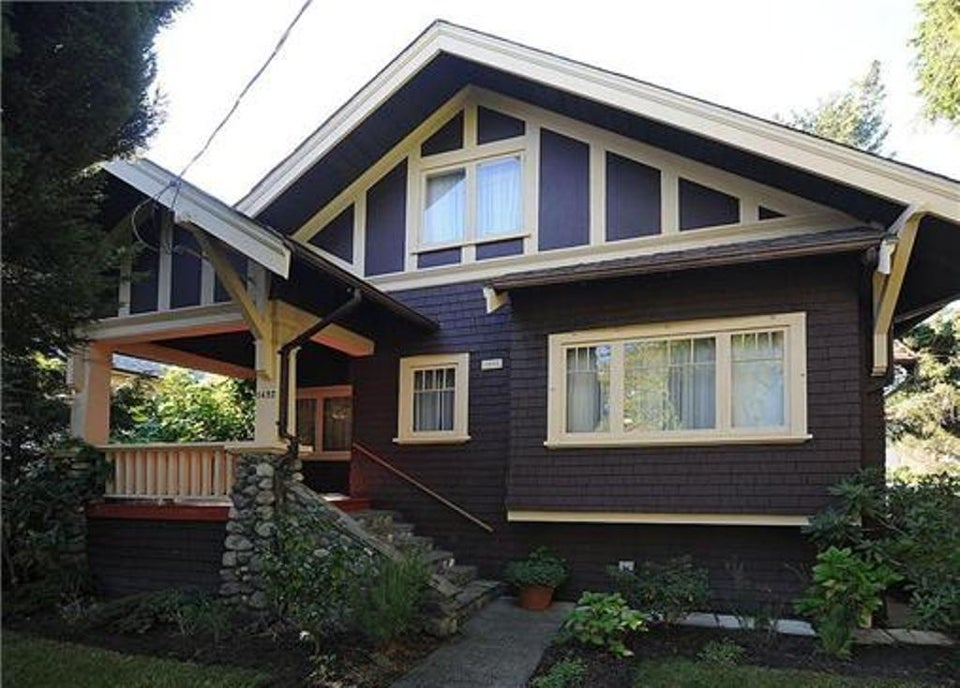 1422 Camosun Street Victoria BC - Vi Fernwood Single Family Detached for sale, 5 Bedrooms (285028) #1