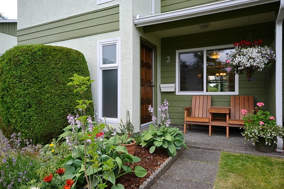 400 Culduthel Road Victoria BC - SW Gateway Townhouse for sale, 3 Bedrooms (320925) #2