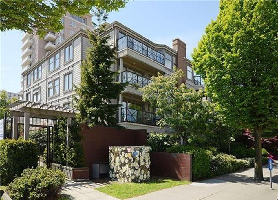 107-935 Johnson Street Victoria BC - Vi Downtown Condo Apartment for sale, 1 Bedroom (318418) #1