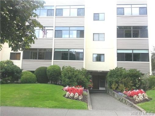 201-924 Cook Street Victoria BC - Vi Downtown Condo Apartment for sale, 2 Bedrooms (327936) #1