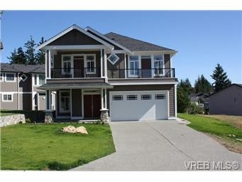 2437 Prospector Way Victoria BC - La Florence Lake Single Family Detached for sale, 5 Bedrooms (325727) #1
